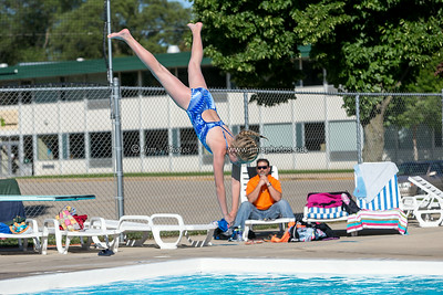 Monona Swim & Dive Club - Dive Meet - June 13, 2014