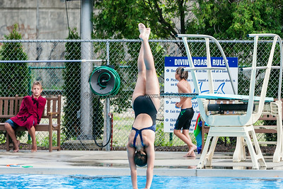 Swim - Dive Meet - July 11, 2014