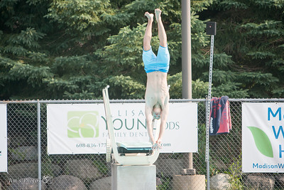 Swim - 2014 All-City Dive 15-18 Boys