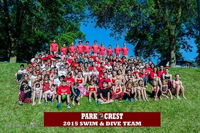 2015 Swim & Dive