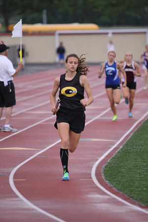 2013-05-22 OHSAA District Track and Field Tournament - Wednesday - Girls
