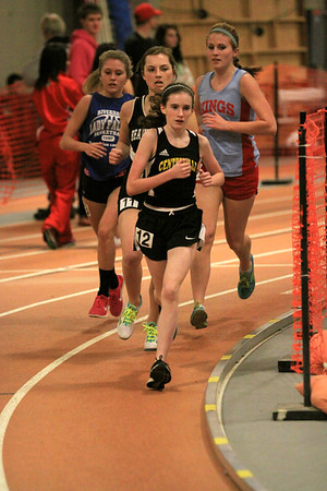 2014-02-28 Univ.of Findlay HS Invite - Girls