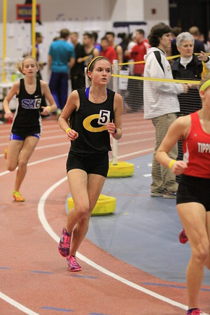 2015-01-31 Richey HS Early Bird Meet - Girls