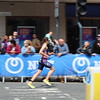 Katie Zaferes at the WTS LEeds Triathlon 2019