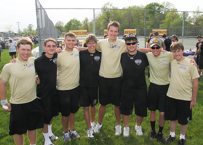Vermilion sports. Varsity Tennis. Eight is Enough. May 9, 2013