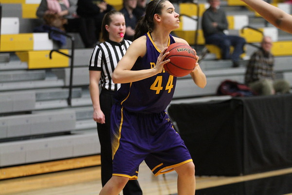 Sports- Women's Basketball - Chip