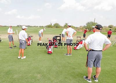 Golf at TroonN-3105