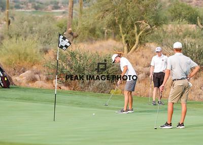 Golf at TroonN-1072