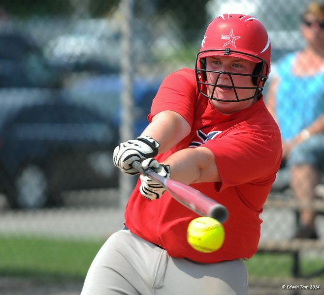 The 2014 Ontario Summer Games held in Windsor, Ontario, August 7-10, 2014. Boys softball held at Mic Mac Park, Windsor on August 8, 2014.