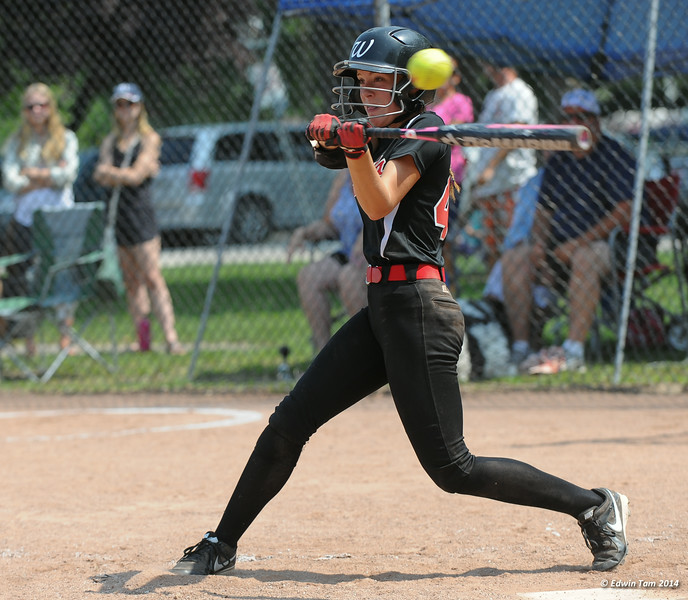 The 2014 Ontario Summer Games held in Windsor, Ontario, August 7-10, 2014. Women's softball held at Mic Mac Park on August 9, 2014.