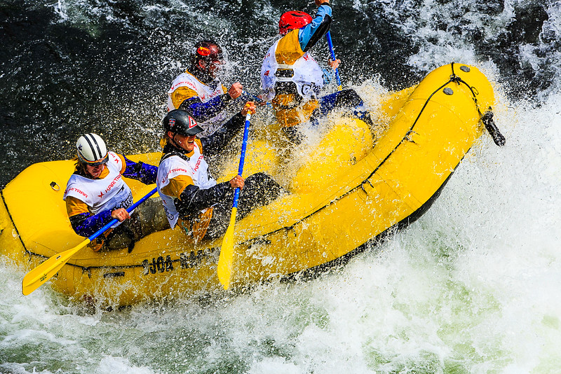 Rafting from Voss Extreme Sports Week 2013