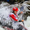 Swallow it! (Kayak Head to Head, Voss Extreme Sports Week 2013).