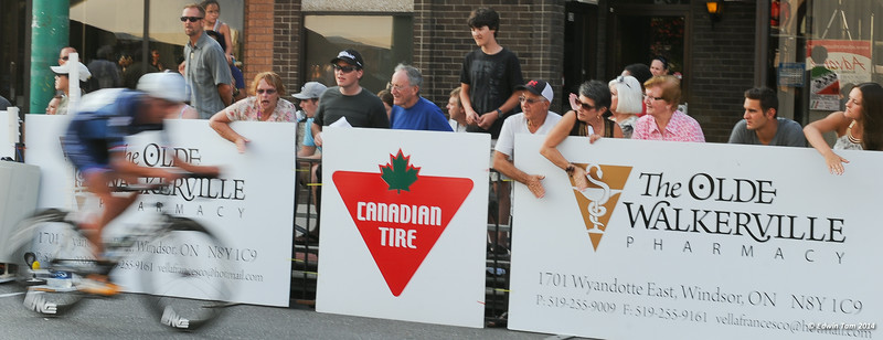 "Tour di Via Italia in Windsor, Ontario ""Little Italy"" District on August 31, 2014. Copyright Edwin Tam 2014."