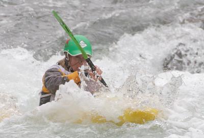 River Stranda, Voss Extreme Sports Week 2010