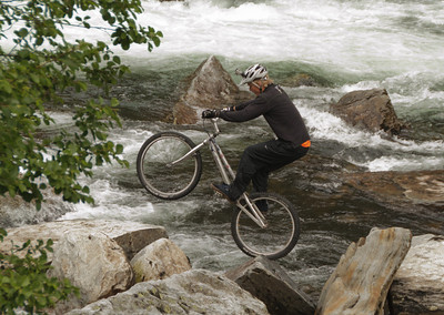 BMX Stunts by River Stranda, Voss Extreme Sports Week 2010