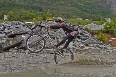 BMX Trials, Bjørke, 30th June 2011