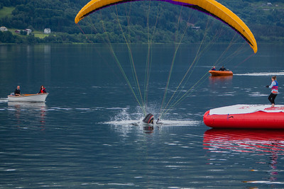 Precision Landing on Water (Madeleine Monstad)