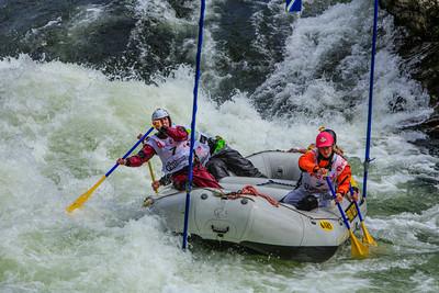 Rafting Slalom and H2H