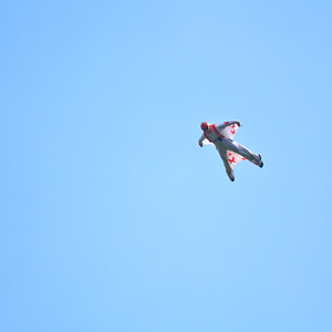 Base Jumping Show, Gudvangen, 2nd July 2011