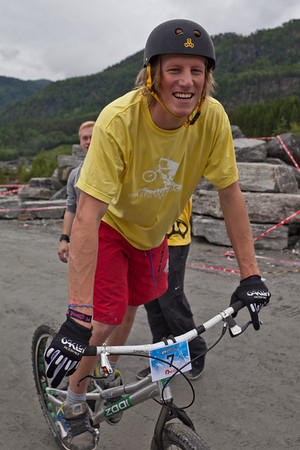 BMX Trials, Bjørke, 30th June 2011