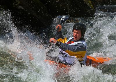 River Stranda, Voss Extreme Sports Week 2012