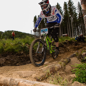 MTB Downhill, Voss Extreme Sports Week 2014, Photo John Vint
