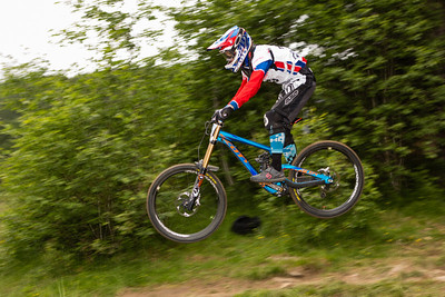 MTB Downhill, Voss Extreme Sports Week 2014, Photo John Vint
