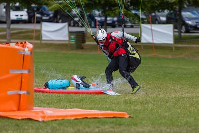 Photo: John Vint, Precision Landing, Veko 2014