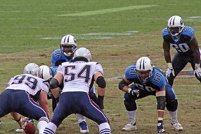 Vince with Travis in the backfield