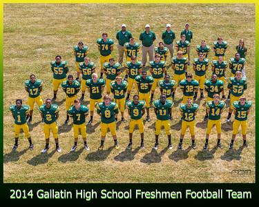 Gallatin Football Freshmen