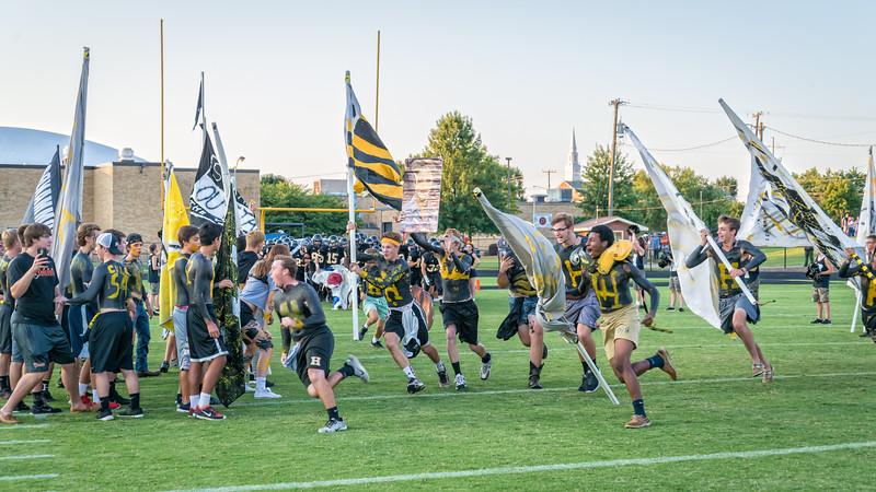 Hendersonville vs. McGavock - August 21, 2015