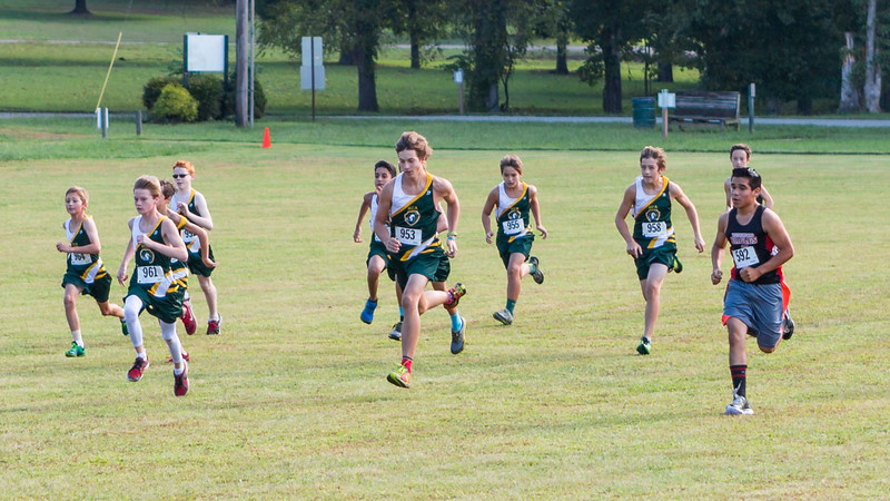 2015 Beech Invitational Cross Country Meet - September  13, 2015