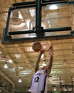 John Jenkins makes a statement with this spectacular dunk against Westmoreland in the 2007 Nera White Tournament Championship game