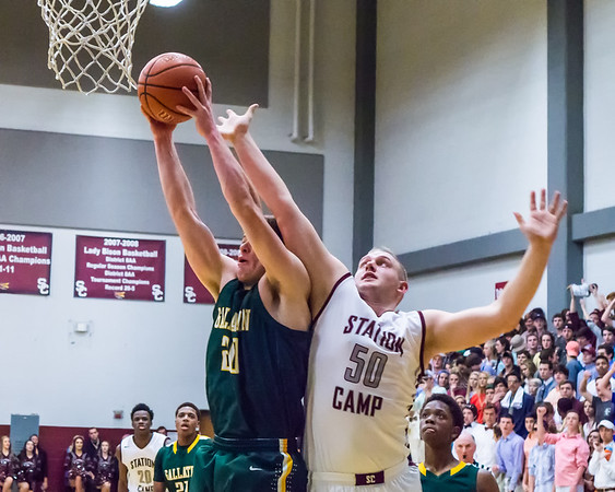 Station Camp vs. Gallatin - TV Game - February 6, 2015