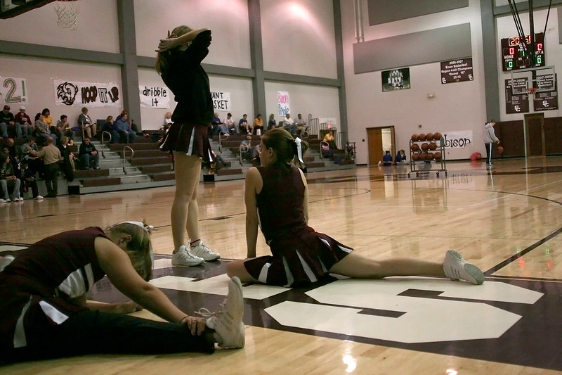 Station Camp Bison Women vs. Portland Panthers - Part 1