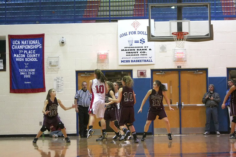 Station Camp High School Bison Women vs. Westmoreland Lady Eagles - Nera White Tournament - Championship Game - Part 2