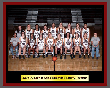 Framed Varsity Women