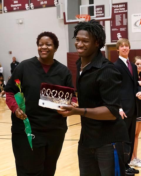 2011 SCHS Coming Home Ceremony