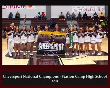Cheerleader NC 8 x 10