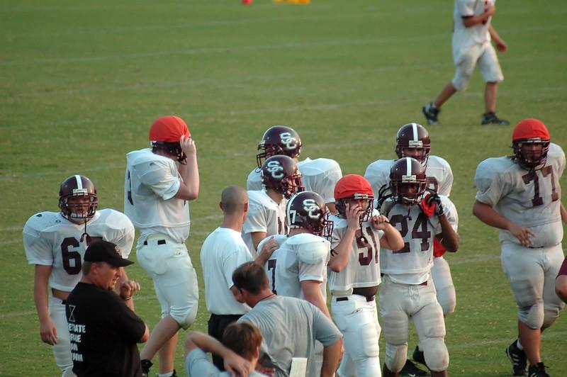 2005 Station Camp Bison JV vs. Cheatham County
