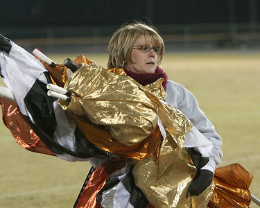 Thundering Herd Mom is proud of her band