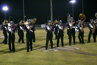 Woodwinds and brass coexist nicely