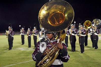 "Tuba instrumentalist plays ""heavy metal"""