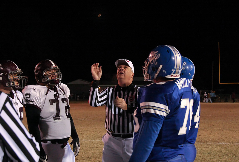 2008 TSSAA Playoffs - Round 3 - Station Camp at White House - L - 35 - 12 - Overall Record 9 - 4, Playoffs 2 - 1 - Season End - Part 1