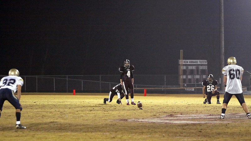 2008 TSSAA Playoffs - Round 2 - Station Camp vs. Sycamore - W - 31 - 6 - Overall Record 9 - 3, Playoffs 2 - 0 - Part 4