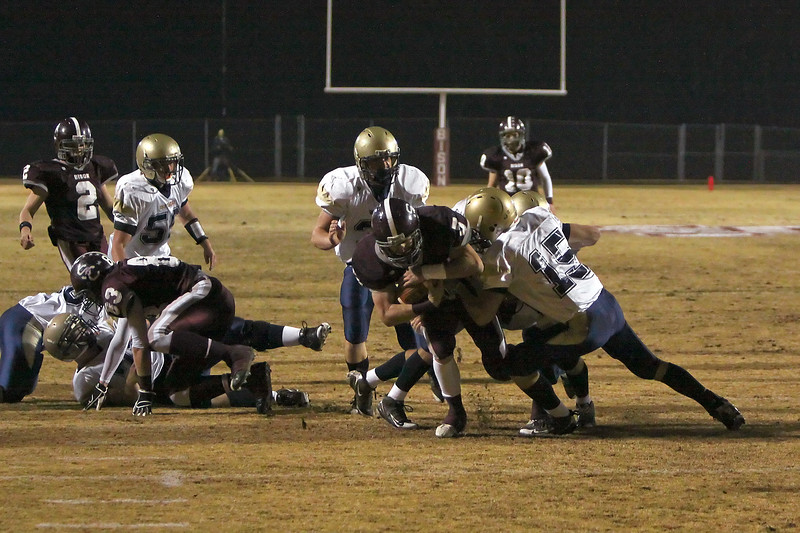 2008 TSSAA Playoffs - Round 2 - Station Camp vs. Sycamore - W - 31 - 6 - Overall Record 9 - 3, Playoffs 2 - 0 - Part 1