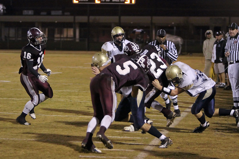 2008 TSSAA Playoffs - Round 2 - Station Camp vs. Sycamore - W - 31 - 6 - Overall Record 9 - 3, Playoffs 2 - 0 - Part 2
