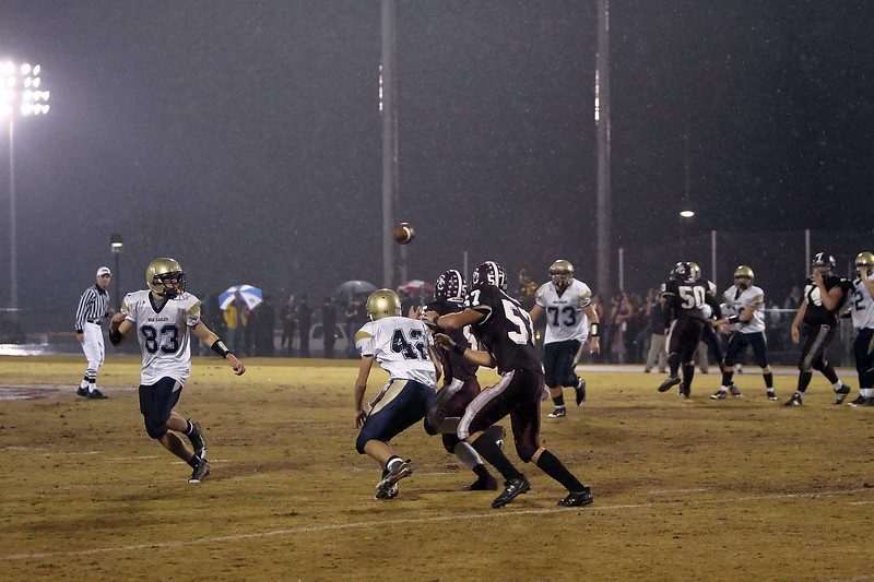 2008 TSSAA Playoffs - Round 2 - Station Camp vs. Sycamore - W - 31 - 6 - Overall Record 9 - 3, Playoffs 2 - 0 - Part 3