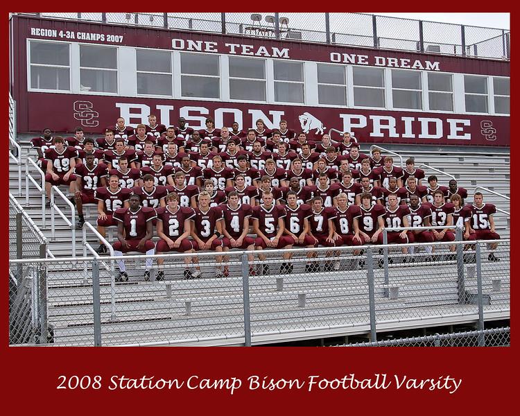 2008 Season