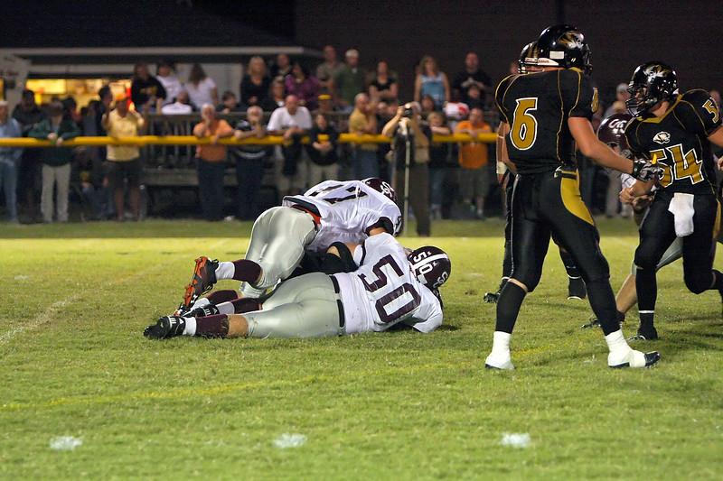 Station Camp Bison at Dekalb County - W - 51 - 27 - Record 3 - 2, Region 2 - 0 - Part 3